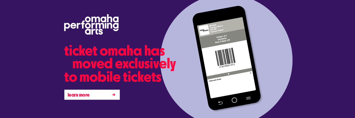 We have moved exclusively to mobile ticketing.