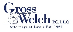 Gross and Welch Logo