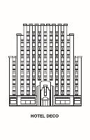 graphic of historical building