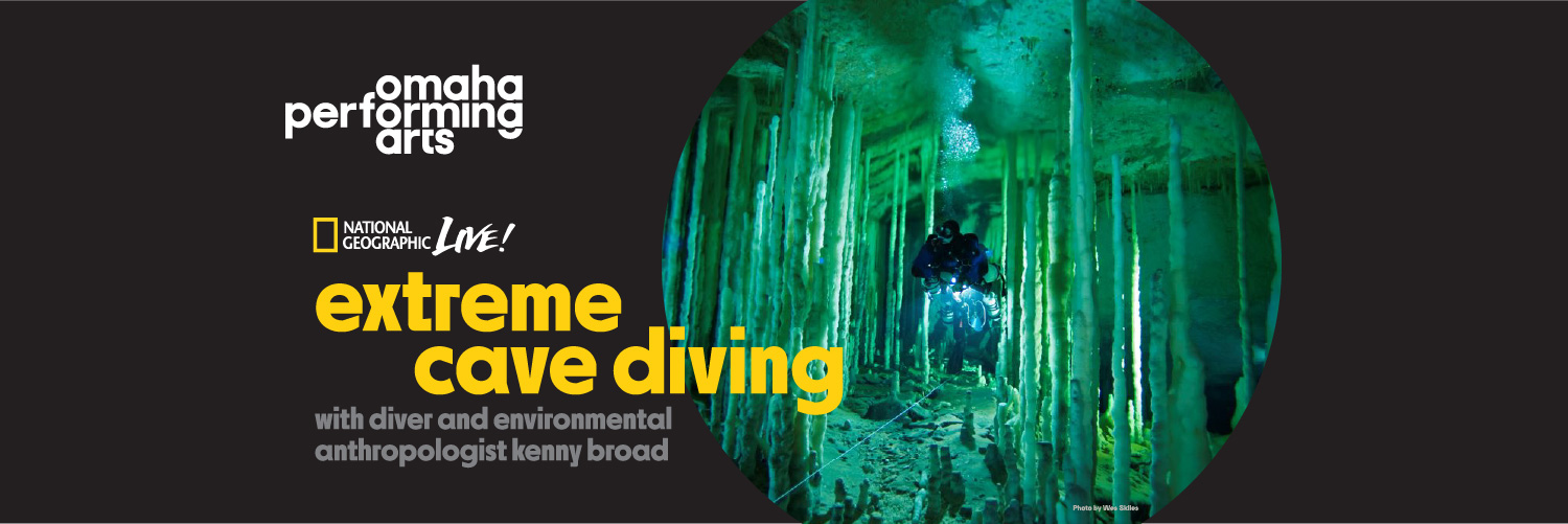 nat geo live's extreme cave diving, may 12, 2020 7:30 PM