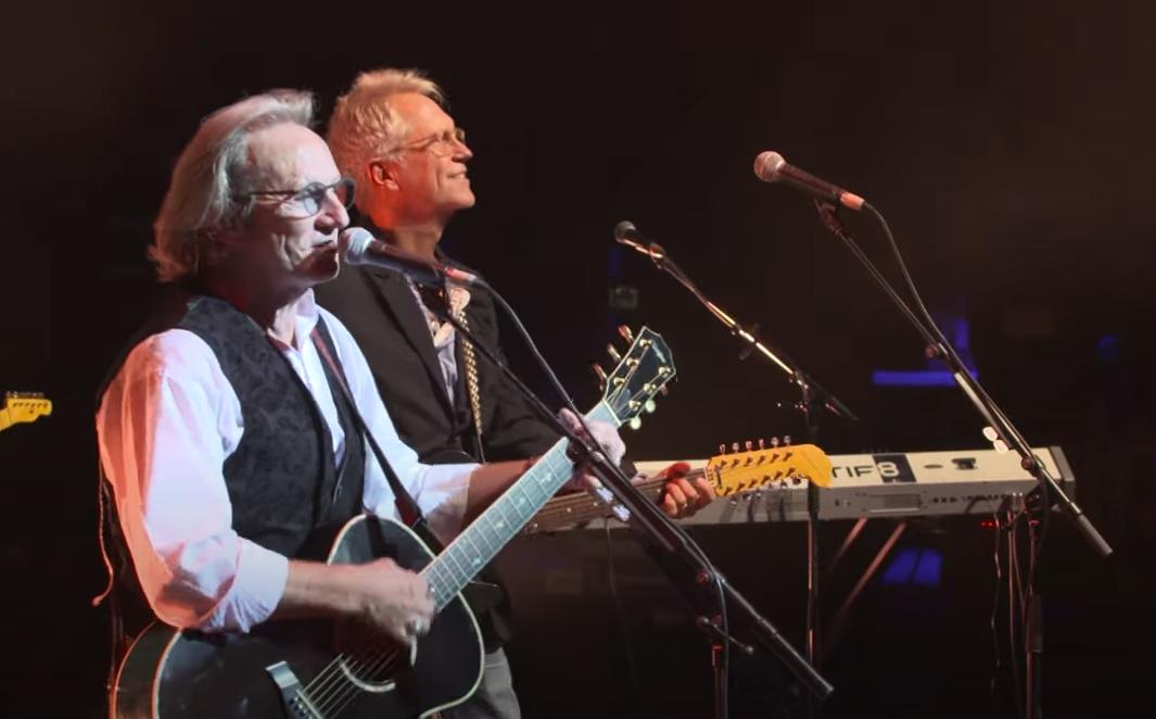 Hear America, live at the London Palladium (2018)