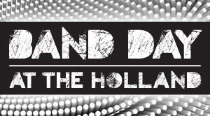 Band Day At The Holland