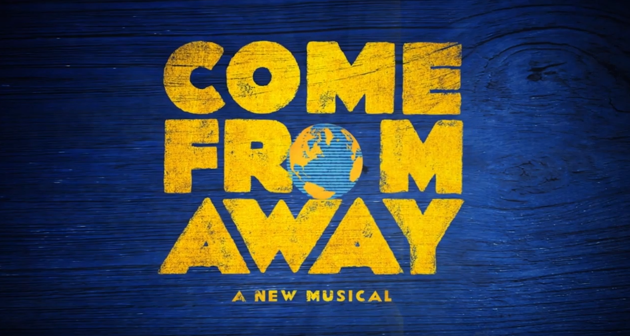 come from away illustration