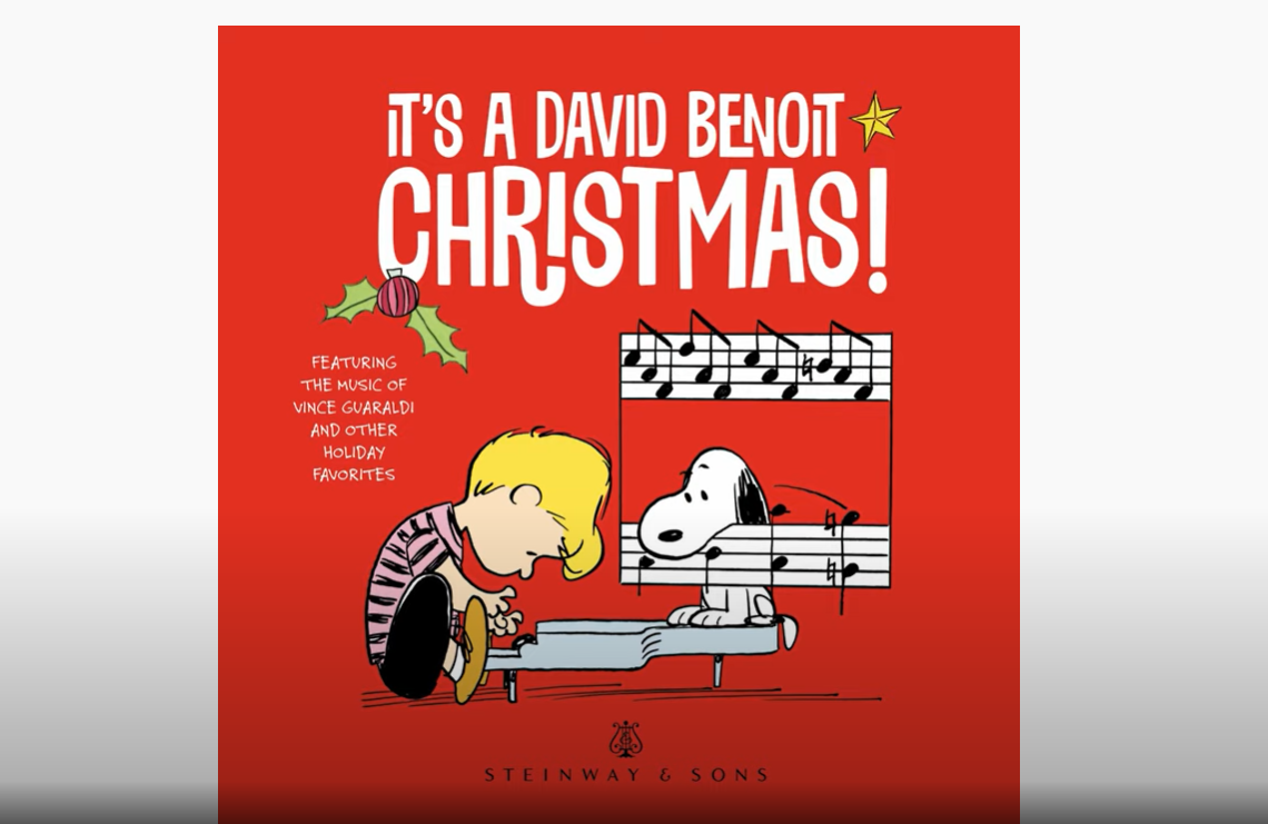 david benoit charlie brown christmas