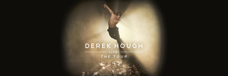derek hough production page banner