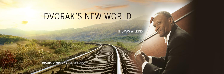 dvoraks new world