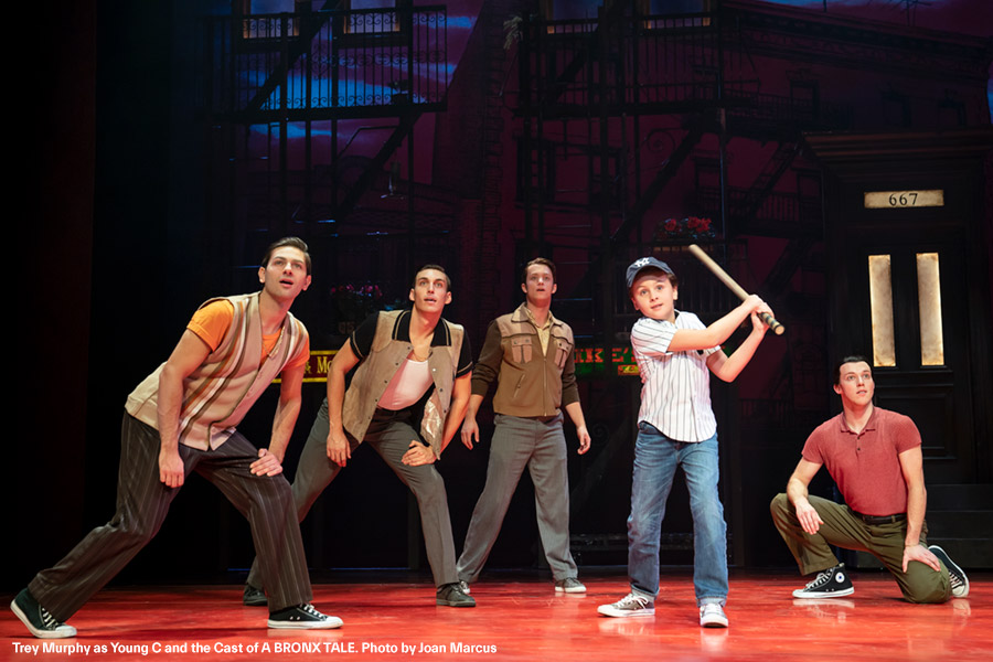 f.-Trey-Murphy-as-Young-C-and-the-Cast-of-A-BRONX-TALE.-Photo-by-Joan-Marcus