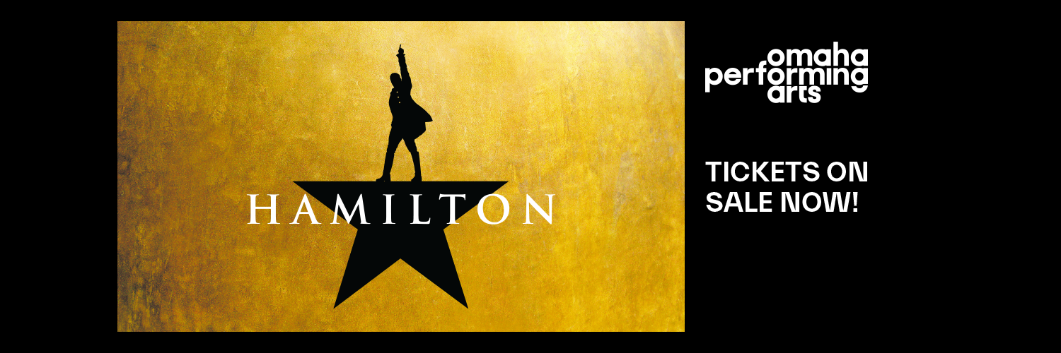 HAMILTON tickets are now on sale!