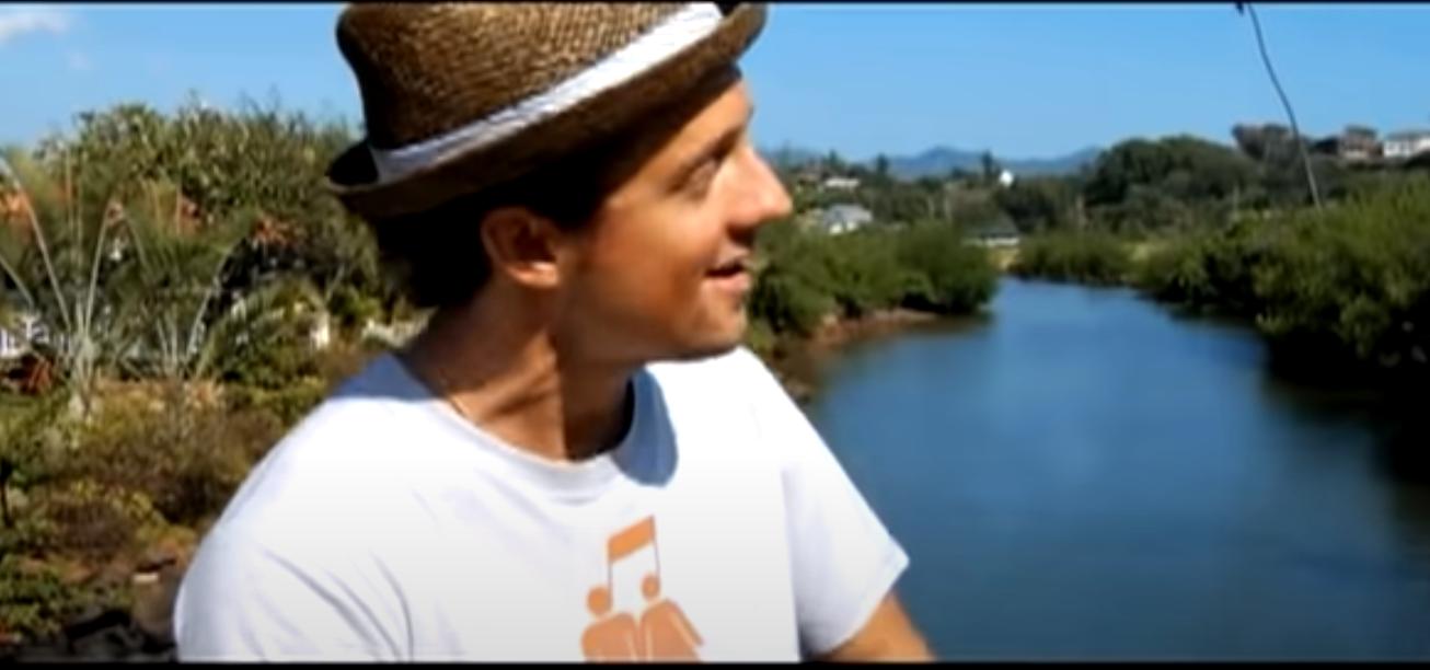 Jason Mraz music video for