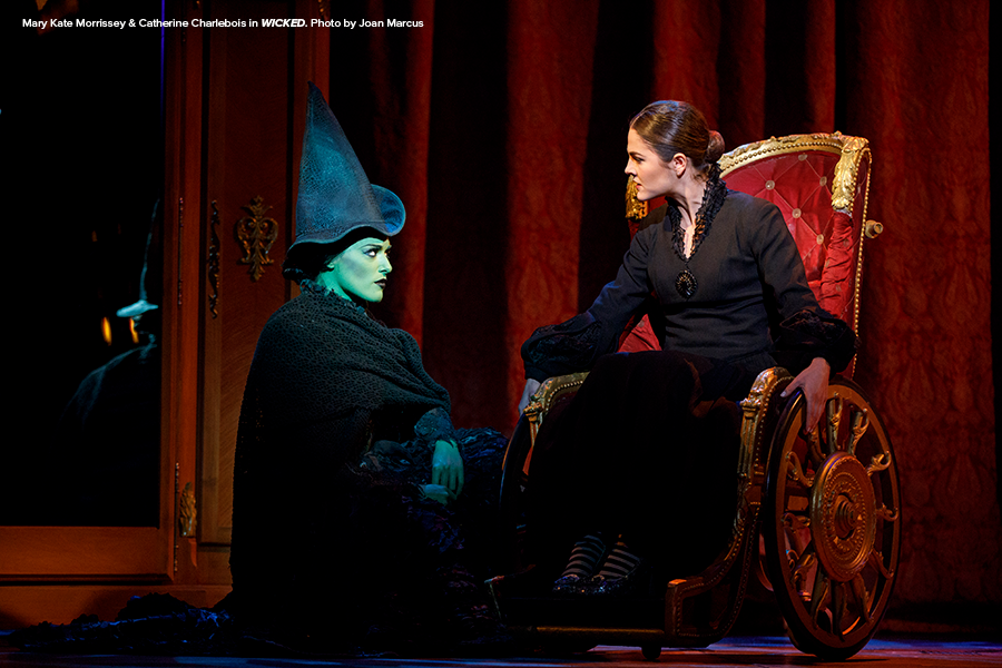 Mary-Kate-Morrissey-&-Catherine-Charlebois-in-WICKED.-Photo-by-Joan-Marcus