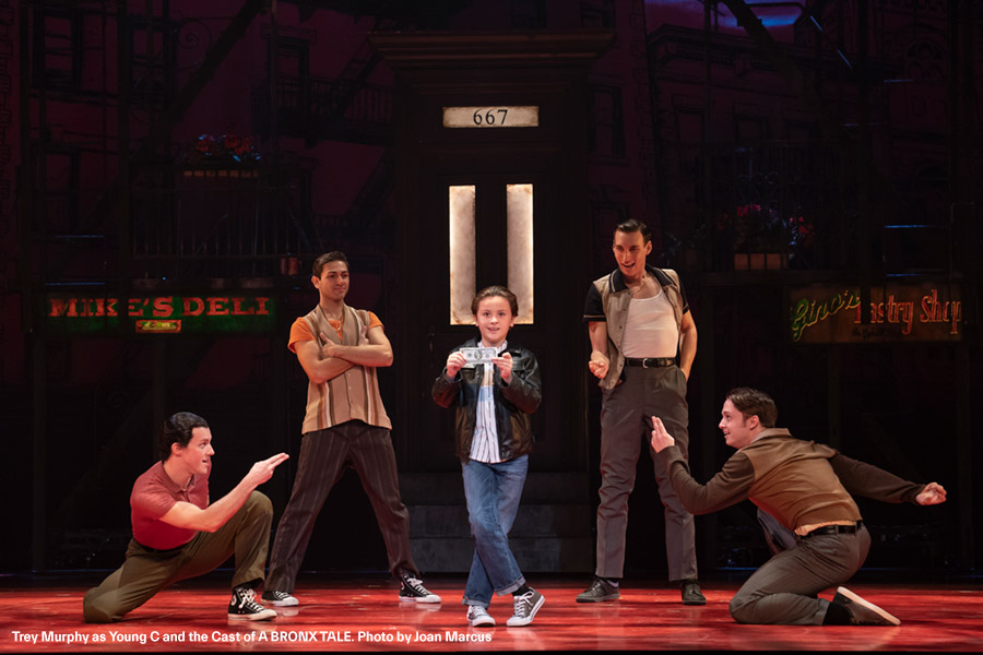 o.-Trey-Murphy-as-Young-C-and-the-Cast-of-A-BRONX-TALE.-Photo-by-Joan-Marcus
