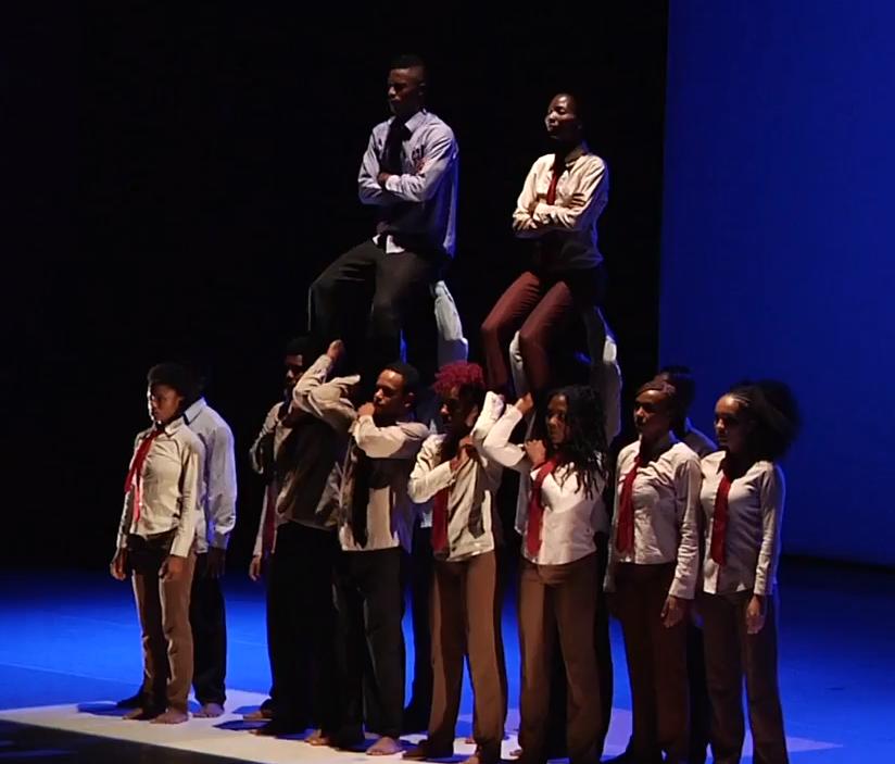 Watch Sankofa Danzafro perform