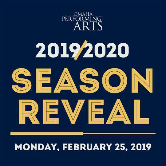 Christmas Shows Omaha 2020 JUST ANNOUNCED! 2019/2020 Omaha Performing Arts Season