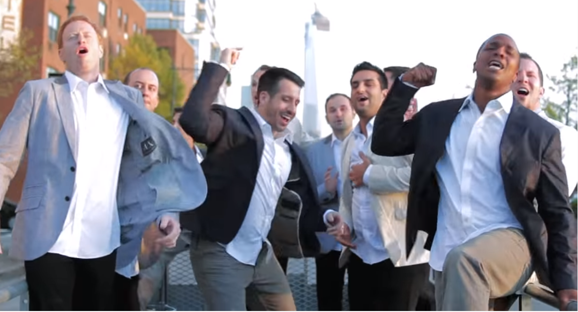 Watch Straight No Chaser's version of